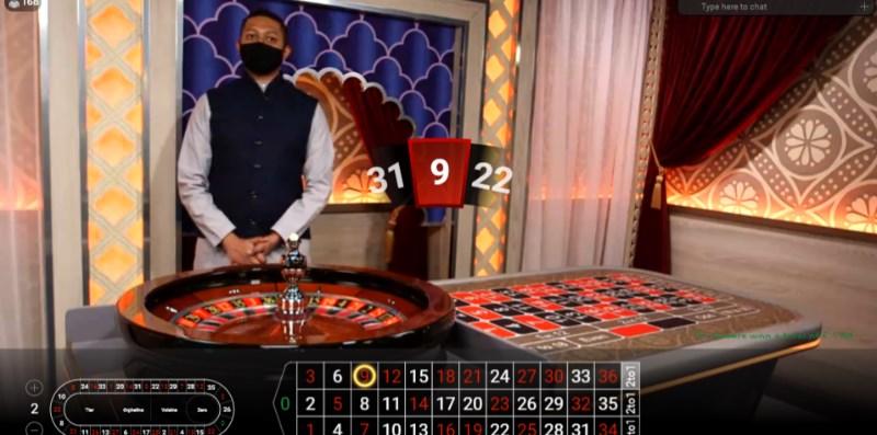 Hindi Live Roulette