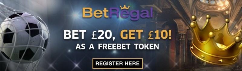betregal sign up offer