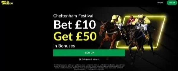 parimatch cheltenham offer