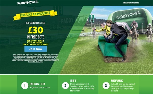 Paddy Power Day 3
