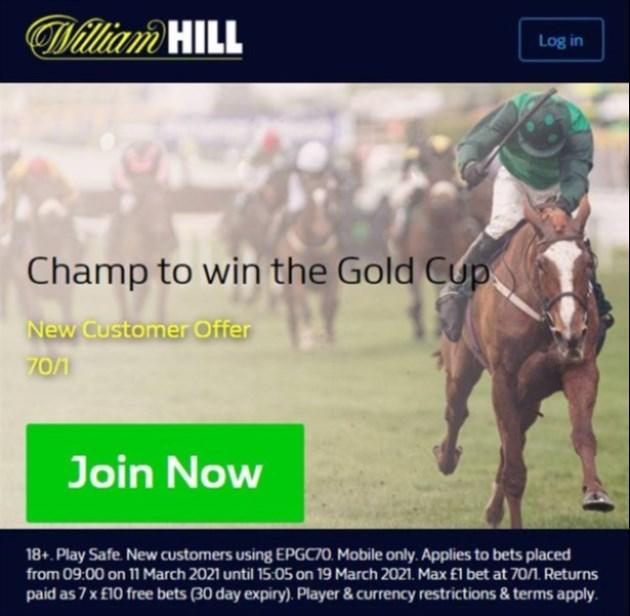 Champ William Hill