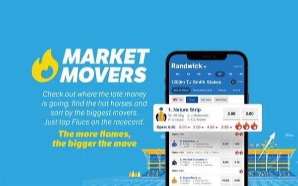 Market Movers Sportsbet