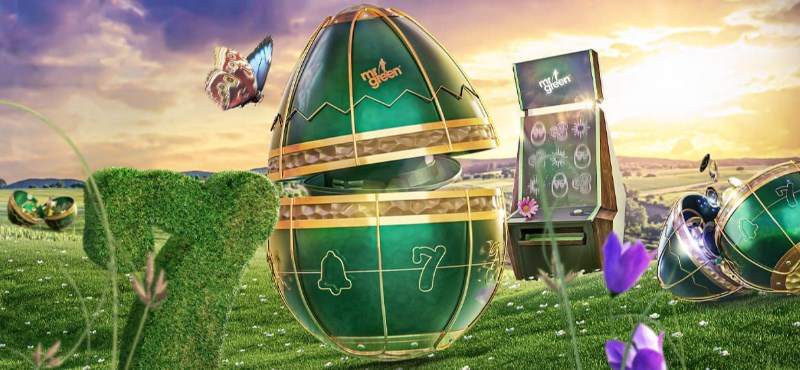 Mr Green Casino Spring Cash Drop