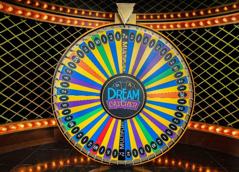 Dream Catcher Live Game Show