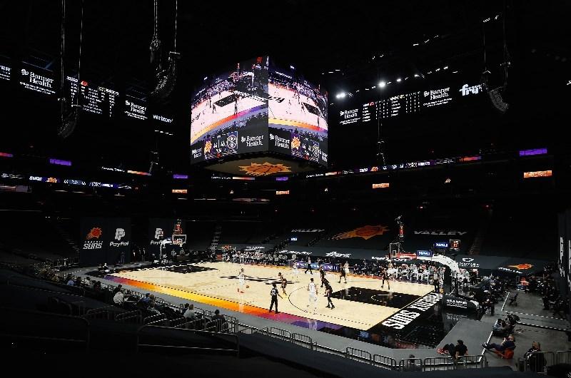 NBA basketball Phoenix Suns