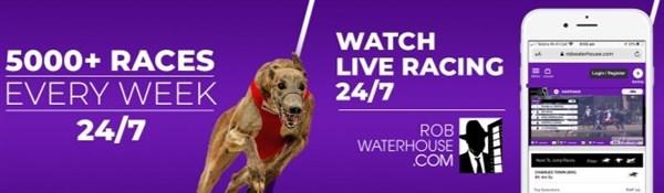 Rob Waterhouse Live Racing