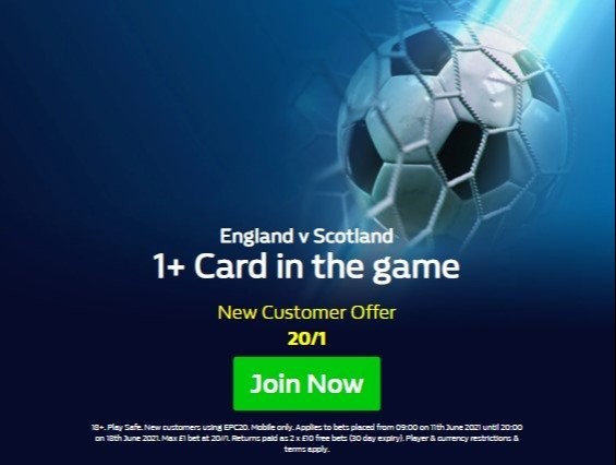 England vs Scotland William Hill