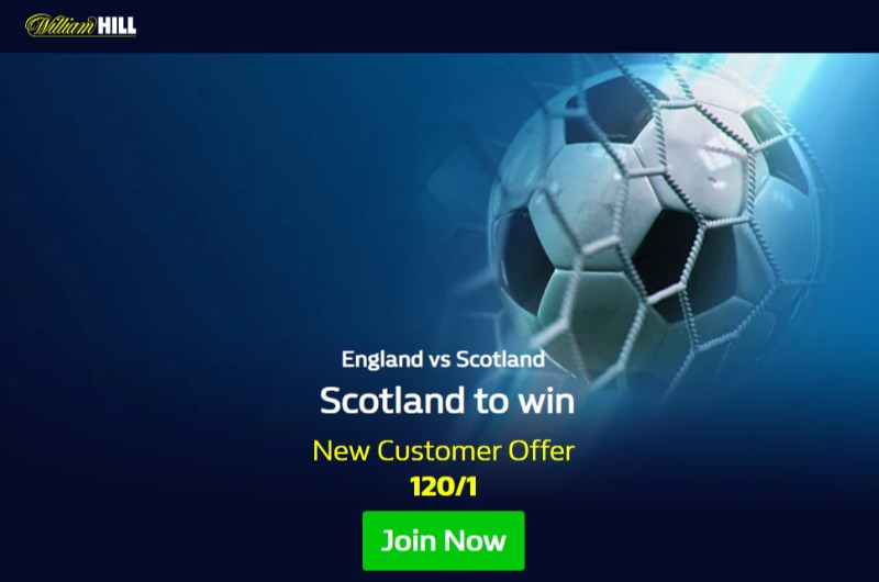 william hill scotland wembley price boost