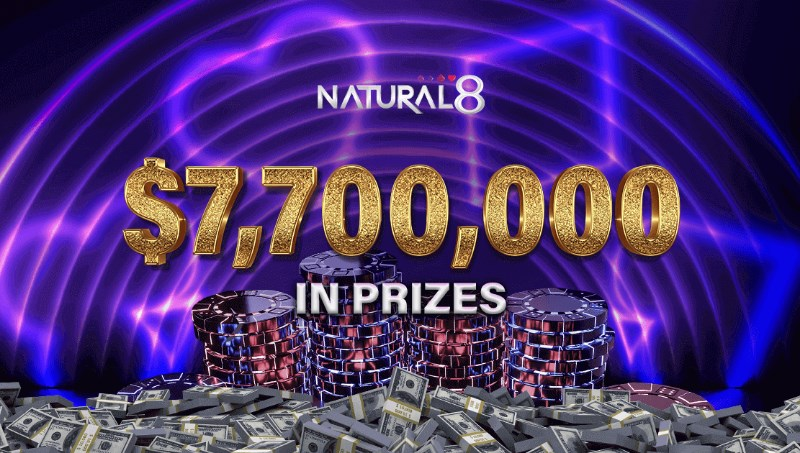 Natural8 promotions