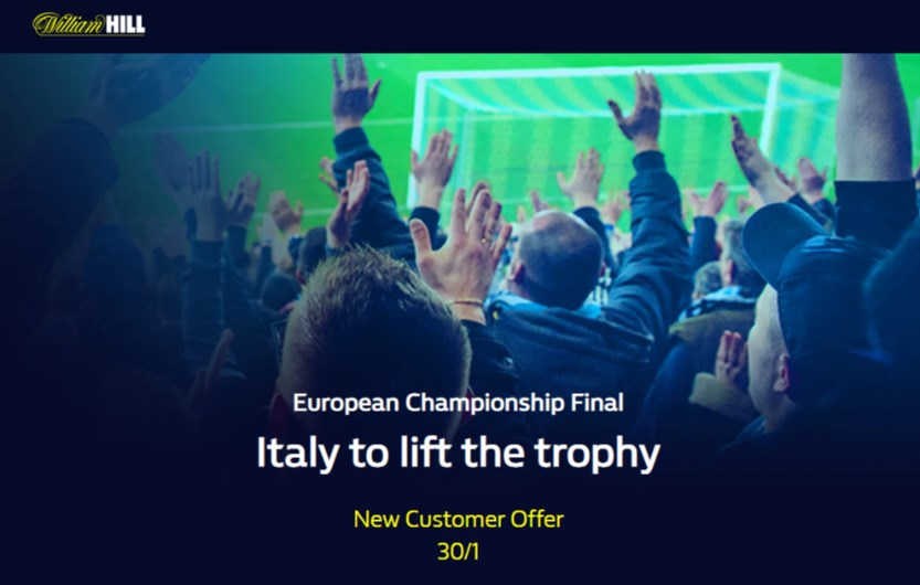 william hill italy euro 2020 final boost