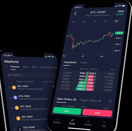 FTX Trading App