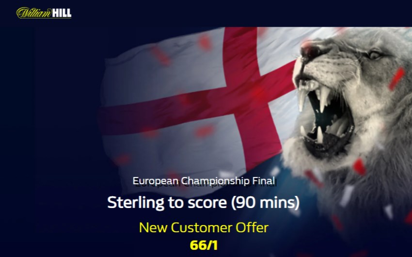 william hill sterling euro 2020 final boost