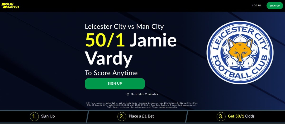 Jamie Vardy Boost