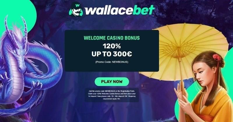 Wallacebet promo code