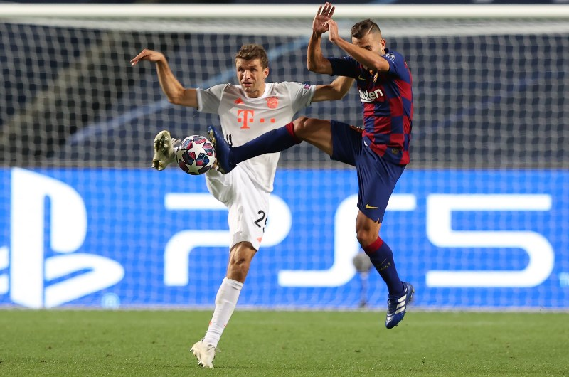 Barcelona v Bayern Munich Tips, Preview & Odds