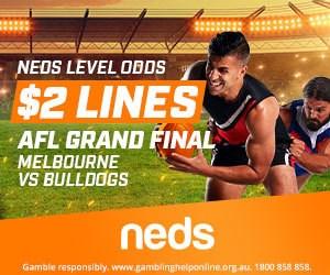 AFL Grand Final Neds